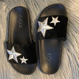 Shoes - ⭐️Star Slides ⭐️